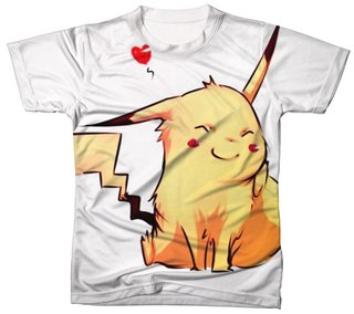 e4ae542e78 Comprar Pokémon em BitCamisetas  14 - Infantil