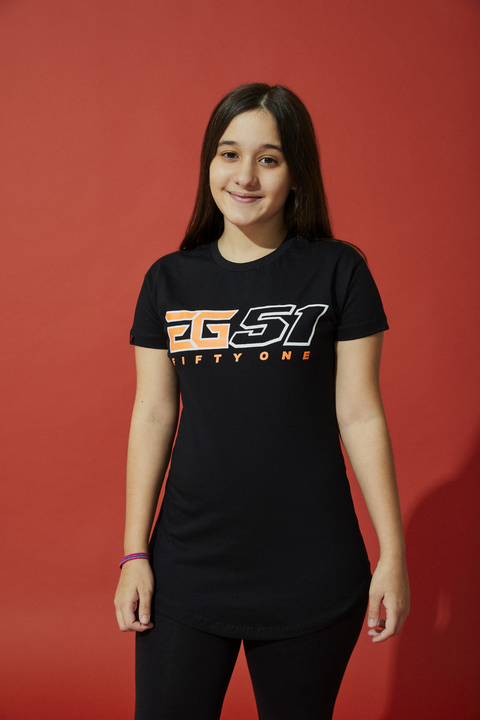 T-Shirt Black Fifty One Fem - comprar online