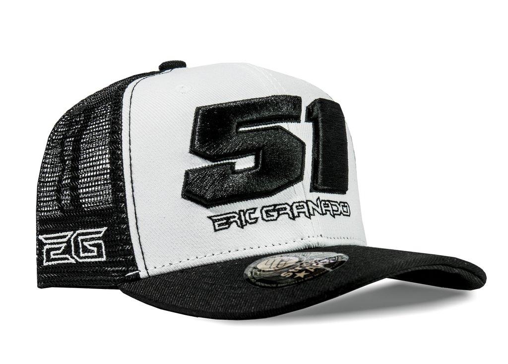 d4d16f3a3e0d8 Boné 51 Tela Black - Comprar em EG51Store