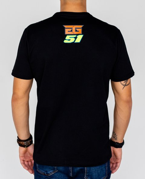 T-Shirt Eric Granado Black na internet