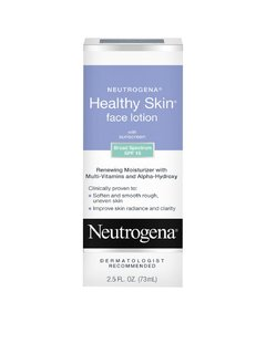 Neutragena Healthy Skin face loción