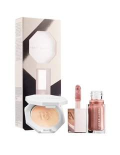Fenty bomb baby mini lip & face set