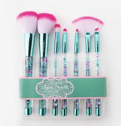 Beauty creations unicorn dream teal brush set - comprar en línea