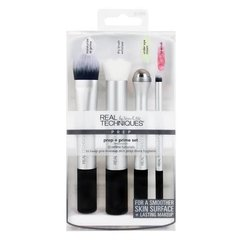 Real Techniques prep + prime brush set