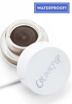 Colourpop precision brow colour black n brown