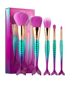 Tarte mermeid brush set