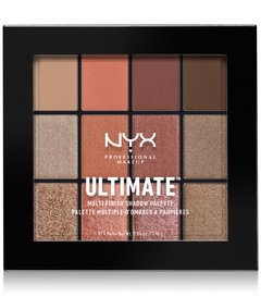 NYX ultimate warm rust palette