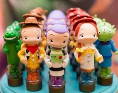 lembrancinha de biscuit Toy Story Mini Tubet