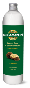FOREST SOUL CONDICIONADOR – CUPUAÇU - 480ml