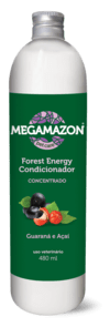 FOREST ENERGY CONDICIONADOR – GUARANÁ E AÇAÍ - 480 ml