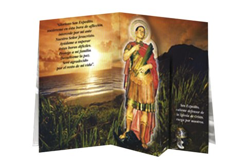 Tarjetas Relieve - Editorial Santa María