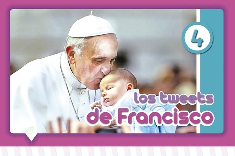 Los tweets del Papa Francisco - Editorial Santa María