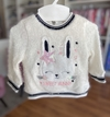 BLUSA BABY SWEET BUNNY PETIT CHERIE