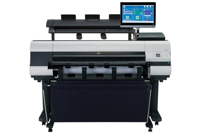 Multifuncional Plotter Color IPF830 M40 Canon