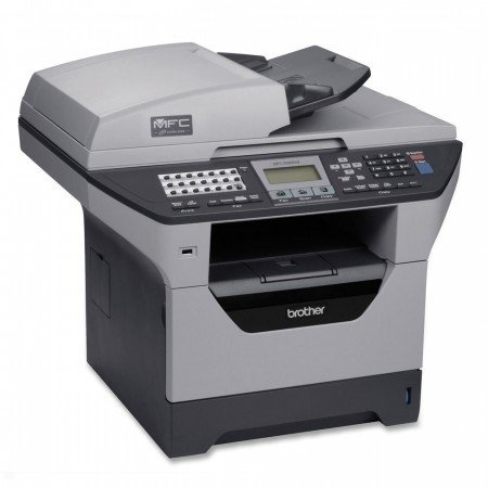 Impressora Multifuncional Laser MFC 8890DW Brother