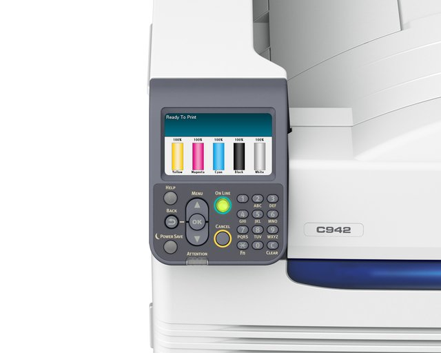 Impressora Color C942n OKI - Simptec