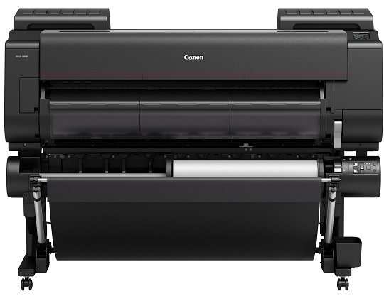 Impressora Plotter Color PRO-4000S Canon