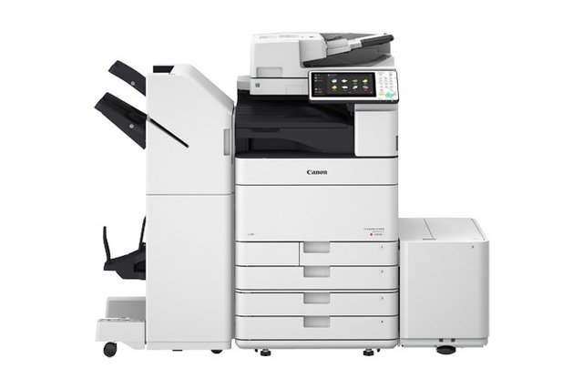 Multifuncional Color imageRUNNER ADVANCE C5550i Canon