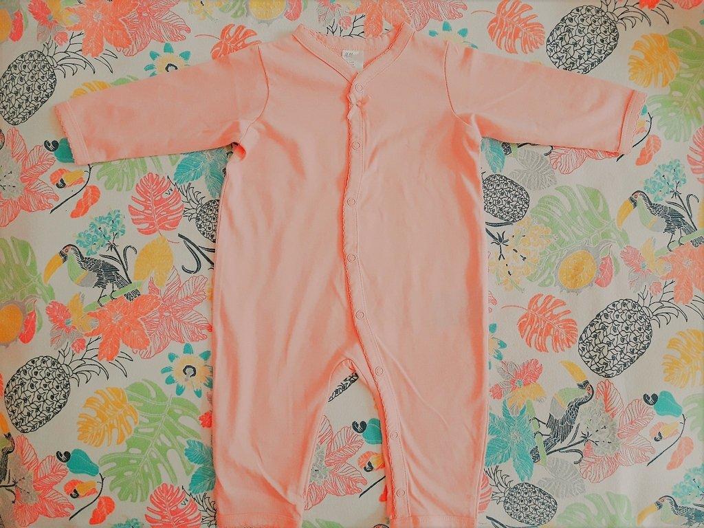 18714376c0 Pijama entero sin patitas vaquita de san antonio