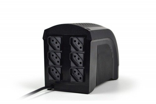 Nobreak Ups Mini 600va 115v Black - comprar online