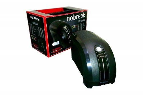 Nobreak Ups Mini 600va 115v Black - Mistao Home Center