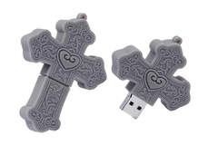 Pen drive Cruz/Crucifixo na internet