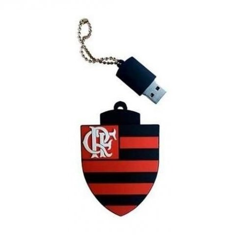 Pen drive Flamengo 2 na internet