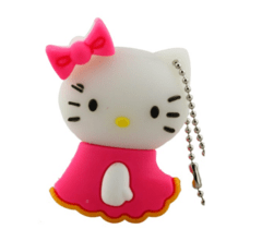 Pen drive Hello Kitty Pink