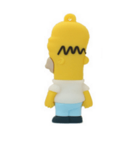Pen drive Homer Simpson na internet