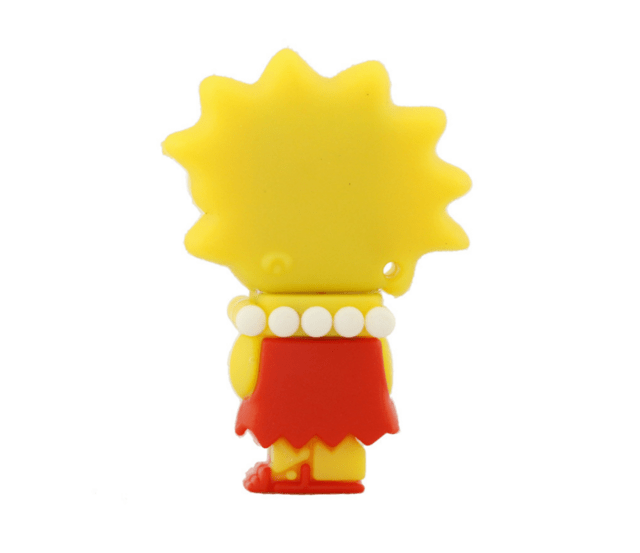 Pen drive Lisa Simpson na internet