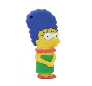 Pen drive Marge Simpson