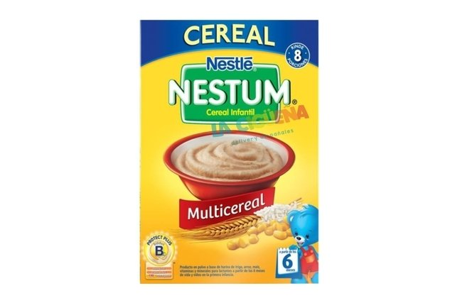 NESTUM multicereal 6 meses PACK 2x200grs