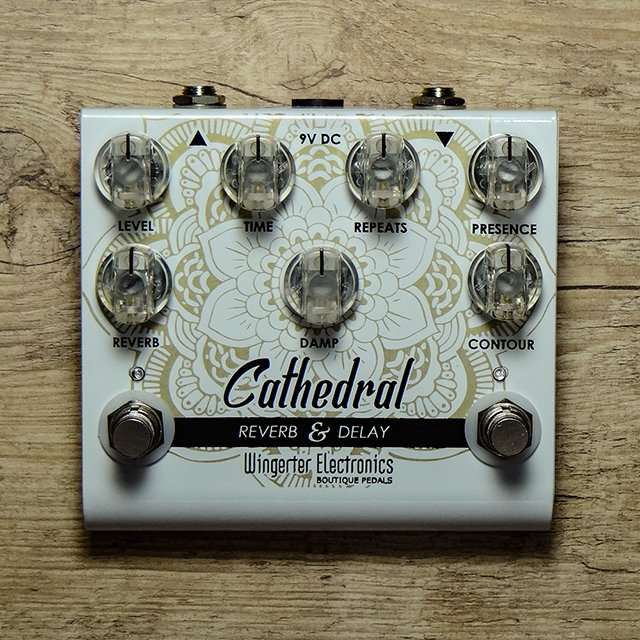 Cathedral (Reverb & Delay)