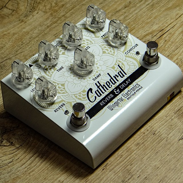 Cathedral (Reverb & Delay) na internet