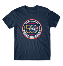 Camiseta Apollo 11 - Buzz 50 anos