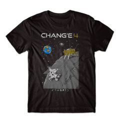 Camiseta Chang´e 4 na internet