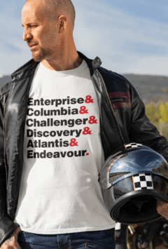 Camiseta Enterprise