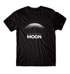 Camiseta My Next Destination: Moon - SPACE TODAY STORE
