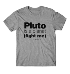 Camiseta Pluto is a Planet - comprar online