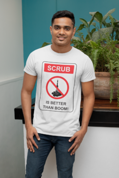Scrub is Better than Boom! - comprar online