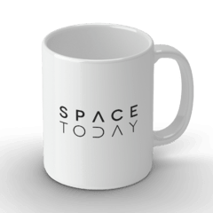 Caneca Space Today na internet