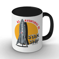 Caneca StarShip - SPACE TODAY STORE
