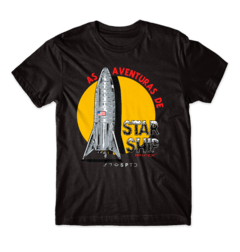Camiseta Star Ship na internet