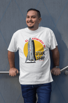 Camiseta Star Ship
