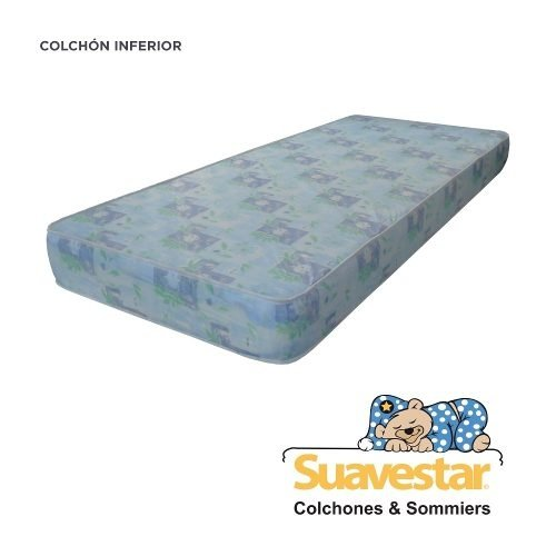 Div n cama 1 plaza y media c carro 2 colchones funda for Divan cama plaza y media
