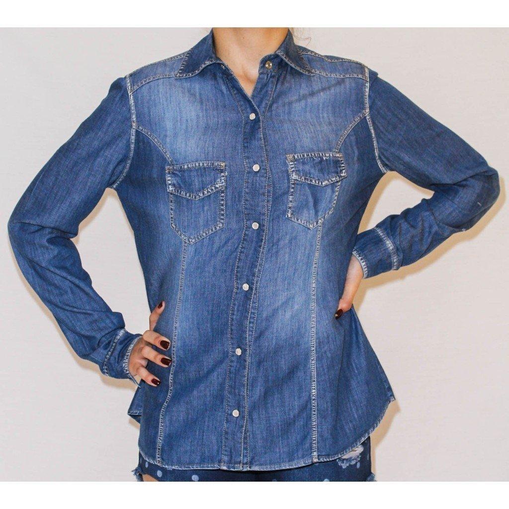 48d1190953 CAMISA JEANS - Comprar em Malawi Store