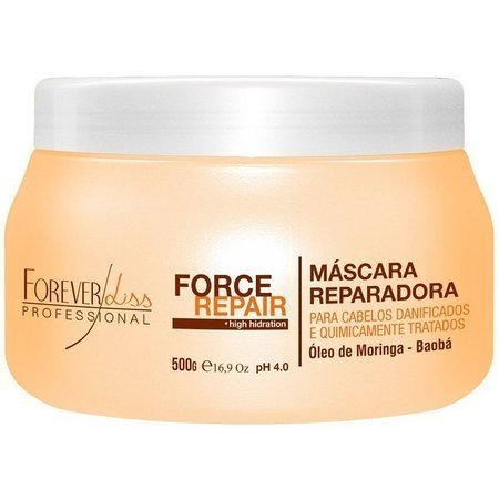 FOREVER LISS MÁSCARA FORCE REPAIR (FRACIONADO)
