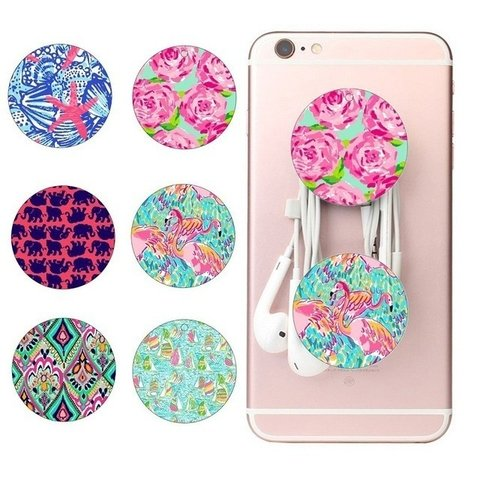Fashion Phone Stick To Fhones,popsocket + Popclip