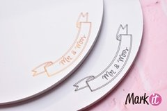 Base de 30 cm x 5 mm Wedding - WED005 en internet