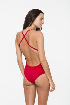 "Red ""Roxette"" one piece on internet"